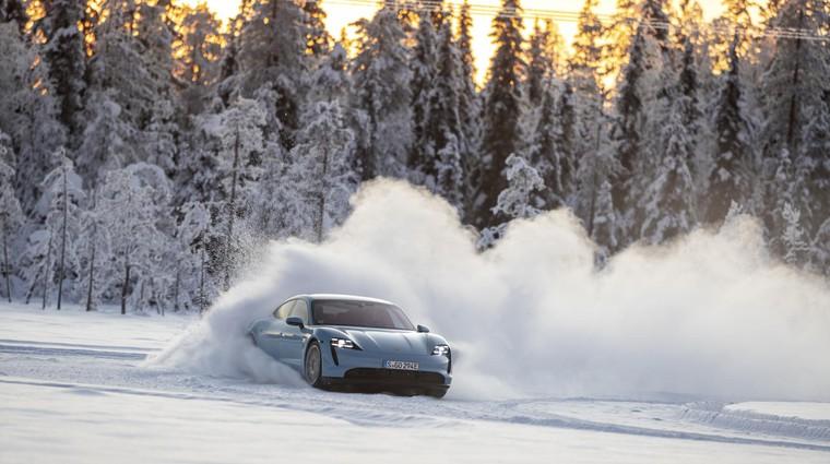 Šole zimske vožnje: Poučna zabava (foto: Rossen Gargolov)