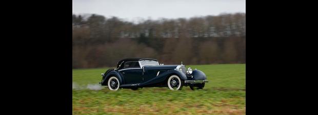 Galerija: to je 10 najdražjih avtomobilov letošnjih dražb