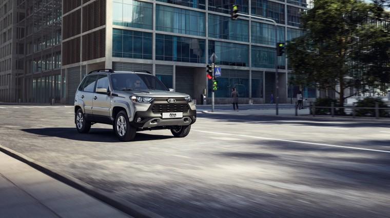 Je Lada Niva končno postala sodoben avtomobil? (foto: Lada)