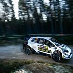 Švedski reli leta 2020 - zadnji nastop v dirkalniku WRC? (foto: Mcklein)