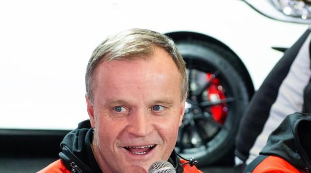 Tommi Makinen se lahko z zadovoljstvom ozre na svojo vozniško kariero (trije naslovi pravka), kot na svojo kariero kot lastnik in vodja ekipe. (foto: Toyota)