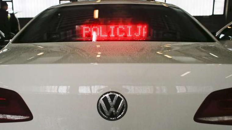 Avtocestna policija prihaja že v prihodnjih mesecih, tu so prve uradne podrobnosti (foto: STA)