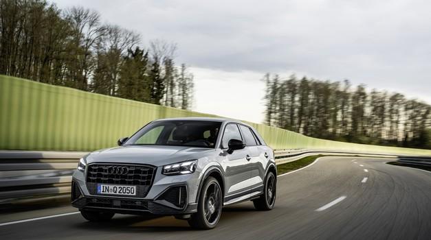 Audi Q2 v novi vrhunski formi (foto: Audi)