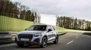 Audi Q2 v novi vrhunski formi