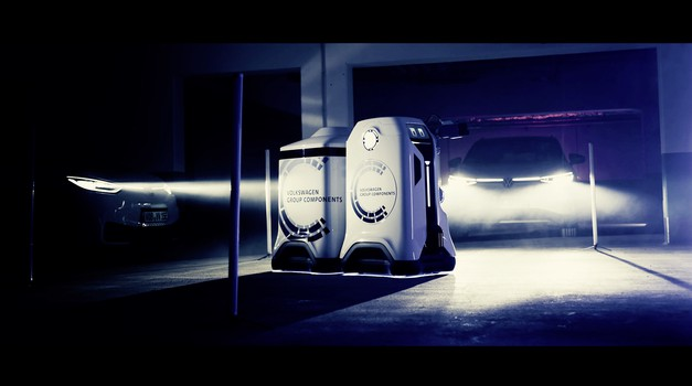 Revolucionarne električne polnilnice realnost že v prihodnjem letu (foto: Volkswagen)
