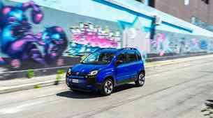 Rabljen avtomobil: Fiat Panda - Tudi po štirih desetletjih še vedno brunda