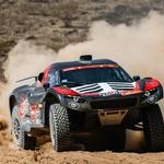 Dakar 2021, prvi dan: favoriti vodijo in zaostajajo (foto: A.S.O.)