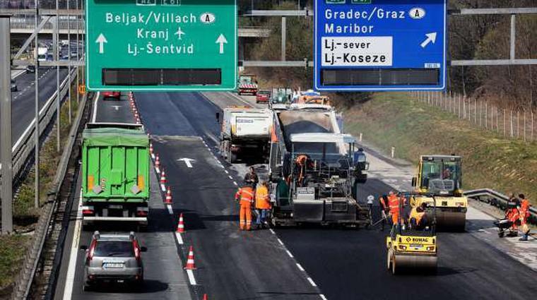 Potrjeno: s 15. januarjem avtocesta A1 postaja bolj pretočna (foto: STA)