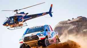 Dakar 2021, drugi dan: favoriti se izmenjujejo na vrhu
