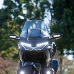 Honda Gold Wing je spet zrasel (foto: honda)