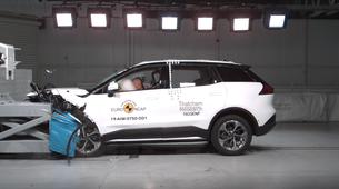 Global NCAP opozarja na selektivnost avtomobilskih proizvajalcev na področju varnosti
