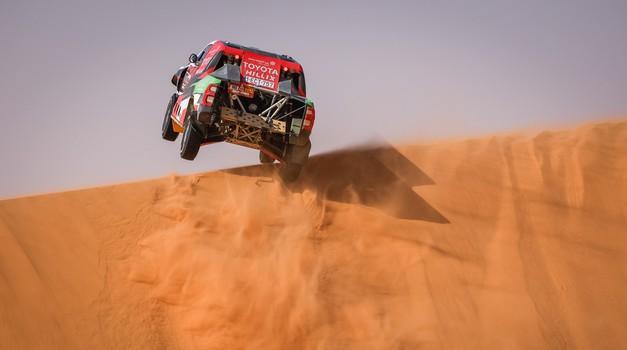 Dakar 2021, tretji dan: brez pretresov med najboljšimi (foto: A.S.O.)