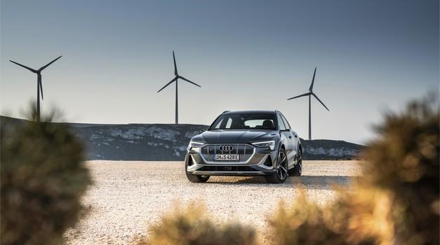 Dosežen pomemben mejnik pri prodaji novih vozil (foto: Audi)