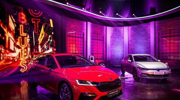 Slovenski avto leta 2021 - Škoda Octavia tesno do prestola! (foto: Uros Modlic)