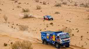 Dakar 2021, osmi dan: minimalne razlike