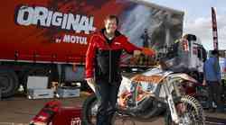 Poslovil se je Hubert Auriol, uspešni dirkač in direktor relija Dakar