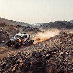 Can-Am tud na letošnjem Dakarju ne prepušča naključju prav ničesar (foto: can-am)