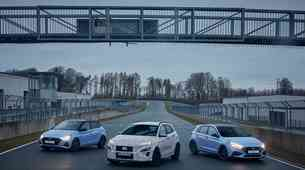 Predpreiera: Hyundaijeva družina N se širi med križance