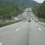 Prepoved prehitevanja – darilo voznikom ali zgolj (NEVAREN) populizem? (foto: tomažič matjaž)