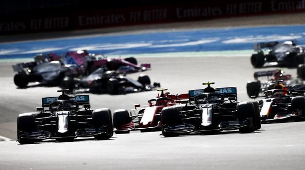 Formula 1 po 36 letih spreminja začetek sezone (foto: Daimler)