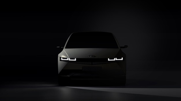 Prvi model Hyundaijeve nove znamke stopa na svetlo (foto: Hyundai)