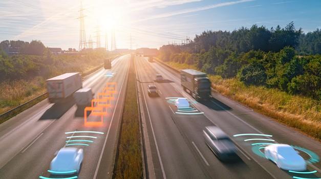 Asistenčni sistemi v avtomobilih: jih znate uporabljati? (foto: I AM Roadsmart)