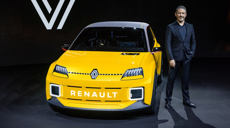 Renault potrdil govorice: tu je nova Petka! (foto: Renault)