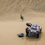 Dakar 2021, enajsti dan: dan pred finalom 'odpadel' še Barreda (foto: A.S.O.)