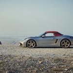 Porsche ob 25-letnici predstavil ultimativnega Boxsterja (foto: Porsche)