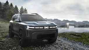 Dacia dobiva novega križanca, Lada 4X4 v pokoj - a dobiva naslednika!