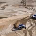 Dakar 2021: Peterehansel z etapno zmago do novega mejnika (foto: A.S.O.)