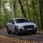 Novo v Sloveniji: Audi Q2 in Q5 - ključna elementa za prvo mesto (foto: Audi)