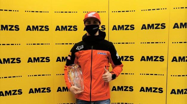 Motošportnik leta šestič zapored postal Tim Gajser (foto: AMZS)