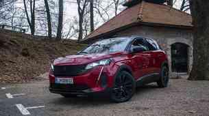 Novo v Sloveniji: Peugeot 3008 in 5008 - po novem tudi na elektriko