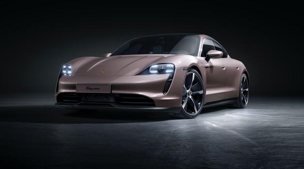 Porsche Taycan tudi za tiste z nekoliko bolj plitkimi žepi (foto: Porsche)