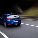 Kratki test: Renault Megane R.S. Line TCe 160 EDC - Je vreden dodatnih 3.000 evrov (foto: Uroš Modlic)