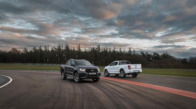 M-Sport pripravil Raptorjevega (živahnega) cestnega brata (foto: Ford)