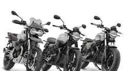 Moto Guzzi ob stotem rojstnem dnevu predstavlja slavnostno paleto treh modelov