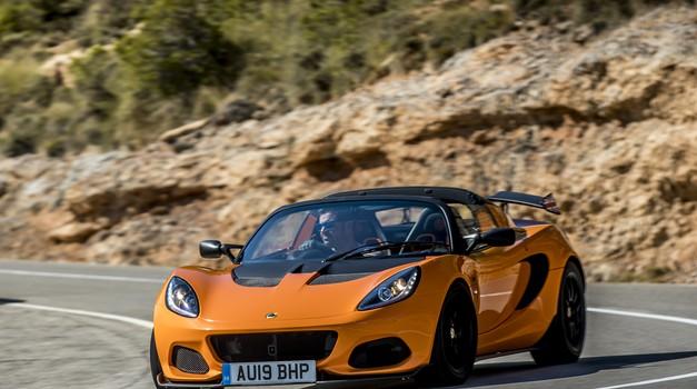 Lotus po 26 letih ukinja svoj najbolj prepoznaven model (foto: Lotus)
