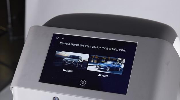 Hyundai predstavlja prototip novega prodajalca avtomobilov (foto: Hyundai)