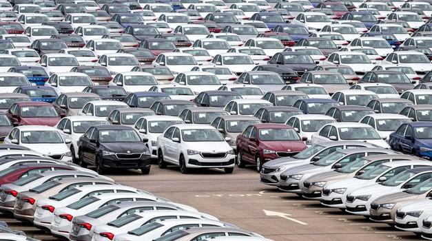 Prodaja novih vozil v Evropi v letu 2020 - takšna je končna statistika (foto: Profimedia)