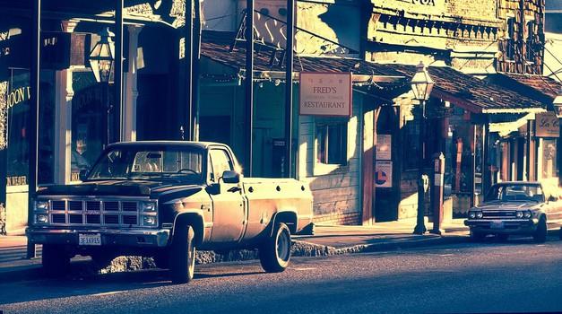 Raziskava: poltovornjaki eden glavnih navdihov za country glasbo! (foto: Profimedia)