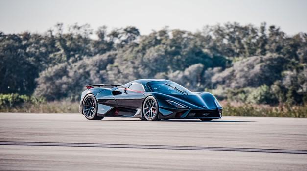 SSC Tuatara znova napadla prestol najhitrejšega serijskega avtomobila. Je Američanom uspelo? (foto: SSC North America)