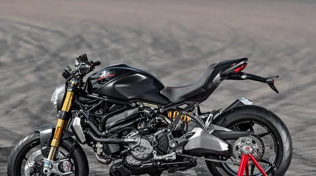 Ducati Monster s številko 350.000 (foto: ducati)