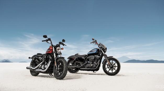 Harley-Davidson v novih finančnih težava, a je načrt za rešitev že pripravljen (foto: Harley Davidson)