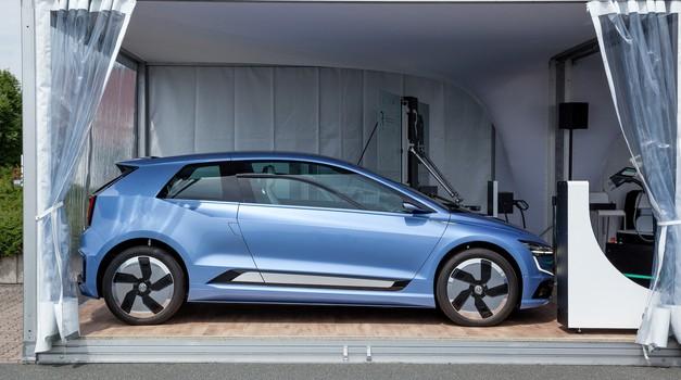 Volkswagen obrnil hrbet Googlu in storitvi Alphabet (foto: Volkswagen)