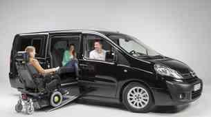 Avto kot rešitev gibalno oviranih