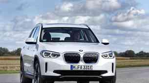 Vozili smo: BMW iX3 - pri uporabnosti ni več kompromisov