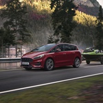 Premiera: Ford S-Max in Galaxy - nasprotujeta avtomobilskim trendom (foto: Ford)