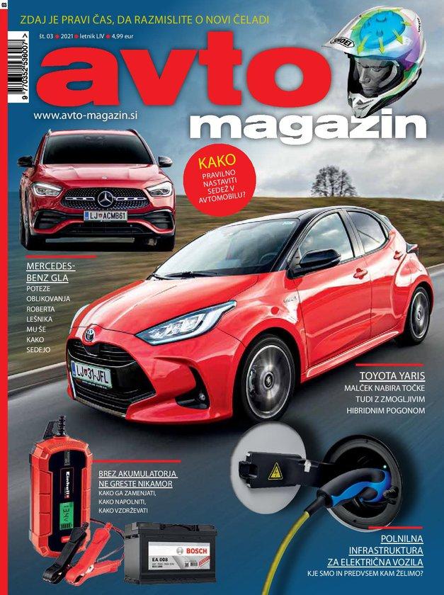 Avto magazin - 03/2021